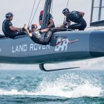 Land Rover BAR wins America's Cup World Series Oman