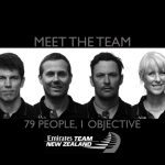 ETNZ Roster: 10 Sailors in a Team of 79