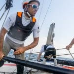 Franck Cammas to Helm Groupama Team France in NYC