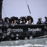 Kiwi Surprises – America's Cup Class Race Yacht with Bike Grinders and More!