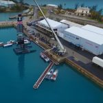 Video: Land Rover BAR  Race Boat Launch and Base Opening