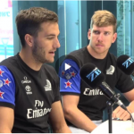 Burling and Tuke Interviewed Before Departing for Bermuda America's Cup