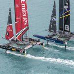 America's Cup Challenger Finals: Team New Zealand Defeats Artemis