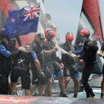 Kiwis Dominate Oracle to Reclaim America's Cup