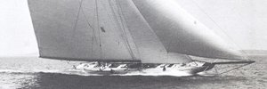 America's Cup 1903 winner Reliance - Herreshoff